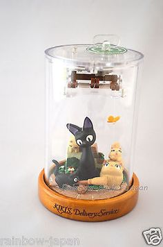 Kiki's Delivery Service Ayatsuri Orgel Music Box Studio Ghibli From Japan
