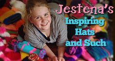 Jestena's Inspiring Hats and Such   Red Heart