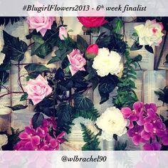 #BlugirlFlowers2013 Instagram Photo Contest finalist @Rachel Roose