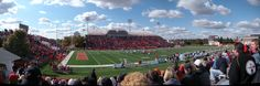 ISU Stadium - Panoramic Photo