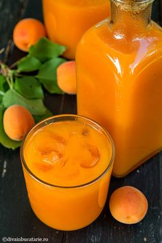 NECTAR DE CAISE | Diva in bucatarie Baby Food Recipes, Great Recipes, Cooking Recipes, Favorite Recipes, Healthy Recipes, Healthy Smoothies, Smoothie Recipes, Delicious Desserts, Yummy Food