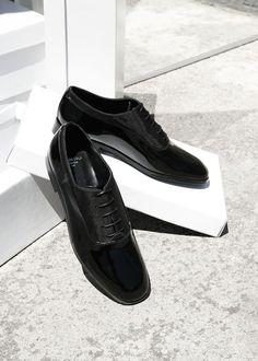 zapatos geox mujer con cu�a kn
