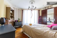 Cosy flat 10min from heart of Paris in Bois-Colombes