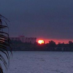 Siesta Key Sunrise - 3/3/12. Taken by Charlie Garrett.