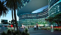 Miami Beach Convention Center | OMA - Arch2O.com