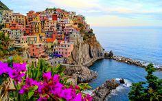 bing images of cinque terre italy | Cinque Terre | 1680 x 1050 | Download | Close