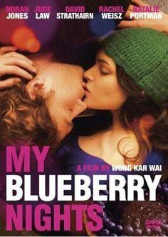 My blueberry nights This poster is the highlights of this movie. See Movie, Movie List, Movie Tv, Movies 2014, Good Movies, Always Movie, Natalie Jones, Love Moves, Norah Jones
