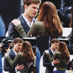 How long do we have to wait for this movie? Another 14 months!!! GAAAAHHHH!  Fifty Shades of Grey Movie