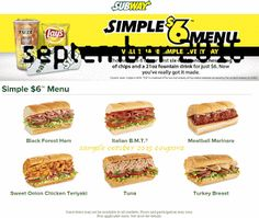Subway Coupons Ends of Coupon Promo Codes MAY 2020 ! Is a of it's but It private Subway operator selling over 2019 in is restaurant, . Free Coupons By Mail, Free Printable Coupons, Love Coupons, Free Printables, Sandwiches, Coupons For Boyfriend, Grocery Coupons, Extreme Couponing, Coupon Organization
