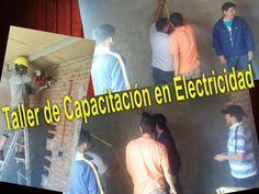Segundo taller de capacitación en electricidad en Winifreda