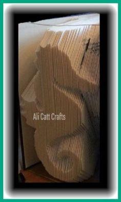 Seahorse-Book-folding-pattern                                                                                                                                                      More