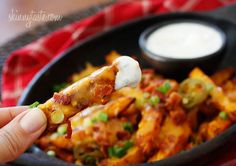 Skinny Texas cheese fries.