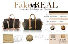 Distinguishing Between A Fake And Real Lv Handbag Louis Vuitton Luggage