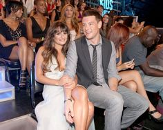 And appearing at public events as a couple.   A Timeline Of Cory Monteith And Lea Michele's Relationship