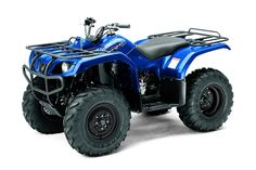 2014 Yamaha Grizzly 350 - My next toy!!!