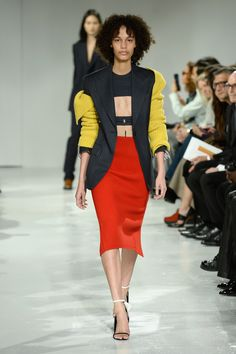 Calvin Klein Under Raf Simons is Pitch-Perfect - Man Repeller