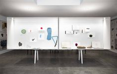 'Album' Exhibition / Ronan and Erwan Bouroullec | ArchDaily