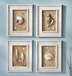Nautical Bathroom Decor @Jennifer Milsaps L Milsaps L Polasek