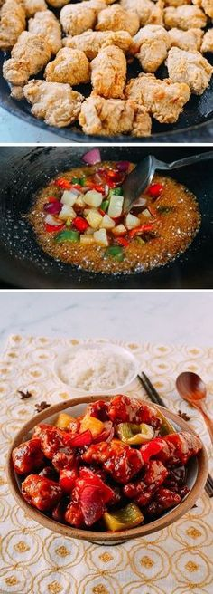 Sweet and Sour Pork Recipe by the Woks of Life