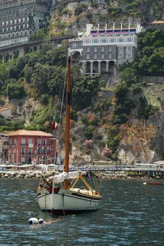 La Minervetta in Sorrento - remindes me of my honeymoon hotel in Amalfi : )