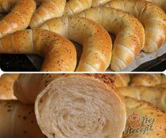 Pampeliškový med s přídavkem třtinového cukru Croissant Bread, Pizza Dough, Scones, Bread Recipes, Sausage, Food And Drink, Sweets, Apple, Snacks