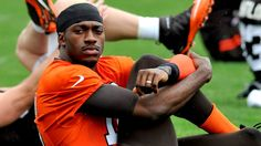 Report: Browns QB Robert Griffin III filing for divorce