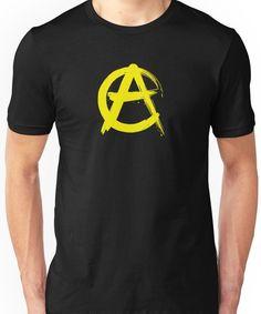 7b83b6cf3 Anarcho-Capitalism Unisex T-Shirt Anarcho Capitalism, Anarchy, Classic T  Shirts,