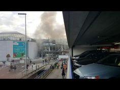 比利時布魯塞爾機場 驚傳兩起爆炸聲響 - 中時電子報