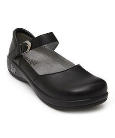 Look what I found on #zulily! Black Nappa Kyra Leather Mary Jane #zulilyfinds