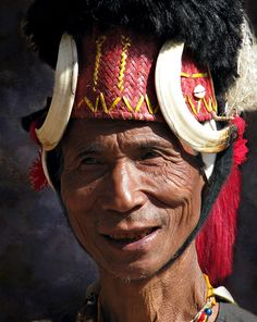 People portrait photograpy.  Travel Photography. https://flic.kr/p/Eb1ozY | Phom tribe |                           India. Nagaland. Kohima. The Hornbill festival is a yearly feature in the first week of december. The festival is held at Naga Heritage Village Kisama, 12 km from Kohima.
