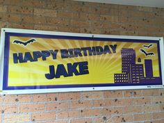 Batman Birthday Party Ideas | Photo 4 of 24