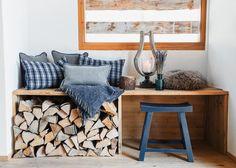 DIY-Tipp: Sitzbank mit Holzlege
