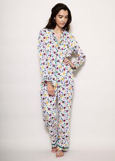 ALAS Petal Pyjama Set - 100% Organic Cotton