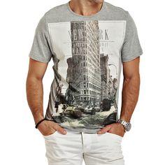 Camiseta Masculina Apollo