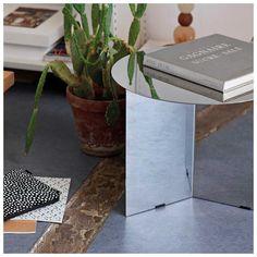 Slit Table Round Bijzettafel - Hay Design