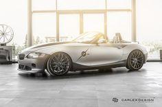 Il tuner polacco ha presentato la BMW Z4 by Carlex Design, preparazione stilistica estrema basata sulla prima generazione della roadster tedesca