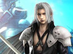 Sephiroth - Crisis Core
