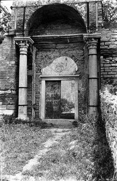Küçük Altın Kapı, Yedikule Gertrude Bell Arşivi - Haziran 1911