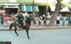 Das GIF des Tages - Angry Horse oder 'Burning Hammer' ( inkl. Video ) | Atomlabor Wuppertal Blog