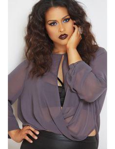 Natalie Monet~ love her makeup!