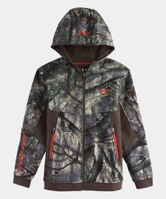 Look what I found on #zulily! Mossy Oak Treestand Ayton Hoodie - Boys by Under Armour® #zulilyfinds