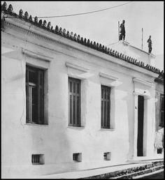 Old Photos, Vintage Photos, Old Greek, Neoclassical, Garage Doors, Explore, Architecture, Outdoor Decor, Greece