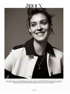 Less in More (Vogue Paris)