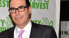 Steven Mnuchin, a Wall Street banker who has donated to Hillary Clinton and other Democrats, has been named Donald Trump's…