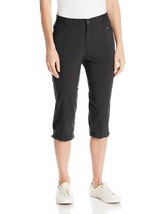 Lee Women's Petite Active Performance Arden Capri Pant * This is an Amazon Affiliate link. Want to know more, click on the image.