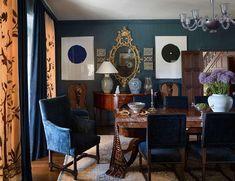 Navy Blue Decor, Top Interior Designers, Living Room Flooring, Best Interior, Elle Decor, Design Firms, Interior Architecture, Baltimore, Beirut