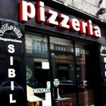 Pizzeria Sibilla di Milano (one of the best in Milan, recommended by locals)