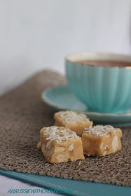 GF - An Aussie With Crohns: Macadamia Nut Fudge (21DSD, Paleo & SCD)