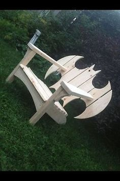 Custom Adirondack Outdoor Patio Chair , Superhero, Sport logo and patterns. http://amzn.to/2tmWHG9