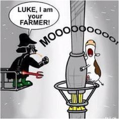 Luke, I am your father...
